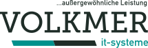 VOLKMER it-systeme Logo