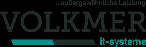 VOLKMER it-systeme Logo